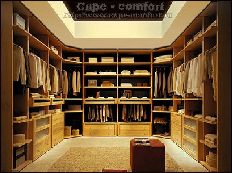 фото галерея гардеробных