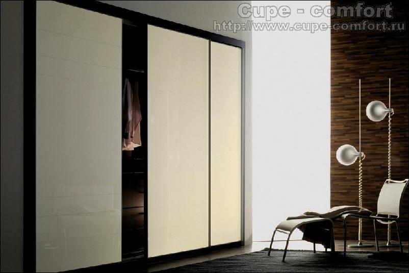 Встроенный шкаф-купе элегантно вписывается в интерьер вашего дома