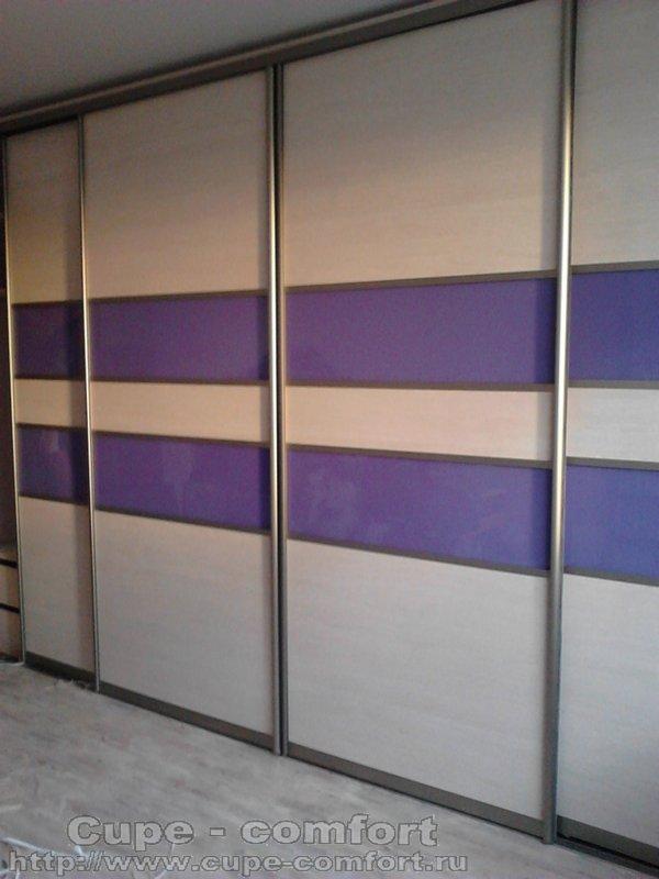 фото двери-купе для шкафов из дсп