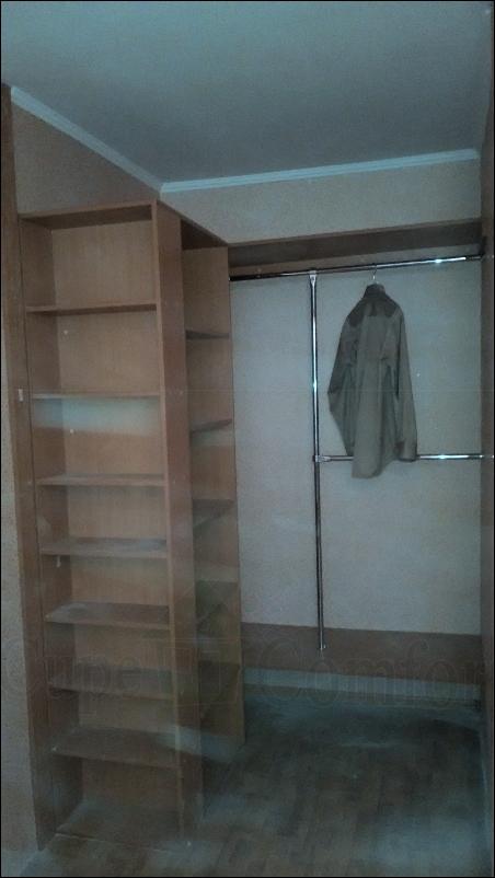 Гардеробные двери купе для гардеробной