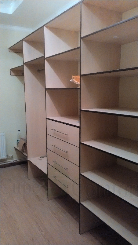 Закажите гардеробный шкаф купе по старым невысоким ценам