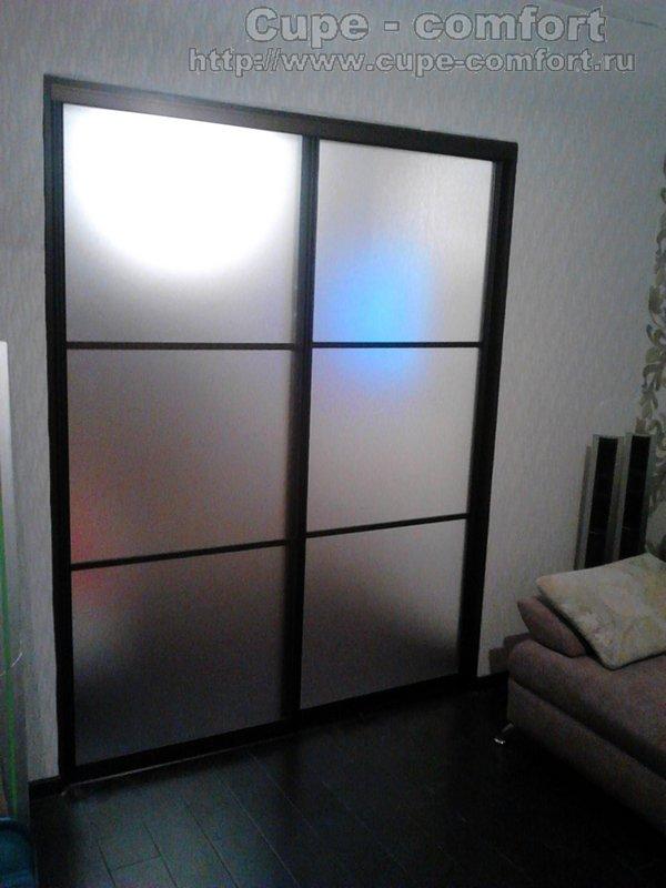 двери-купе для гардеробной комнаты фото