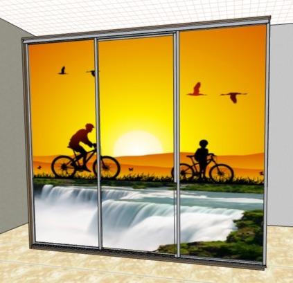 Фото-галерея двери купе для шкафов купе и гардеробных