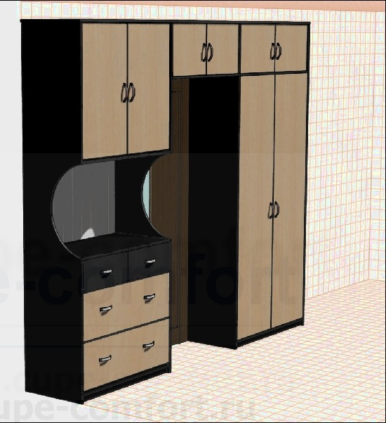 Дизайн мебели, создание интерьера