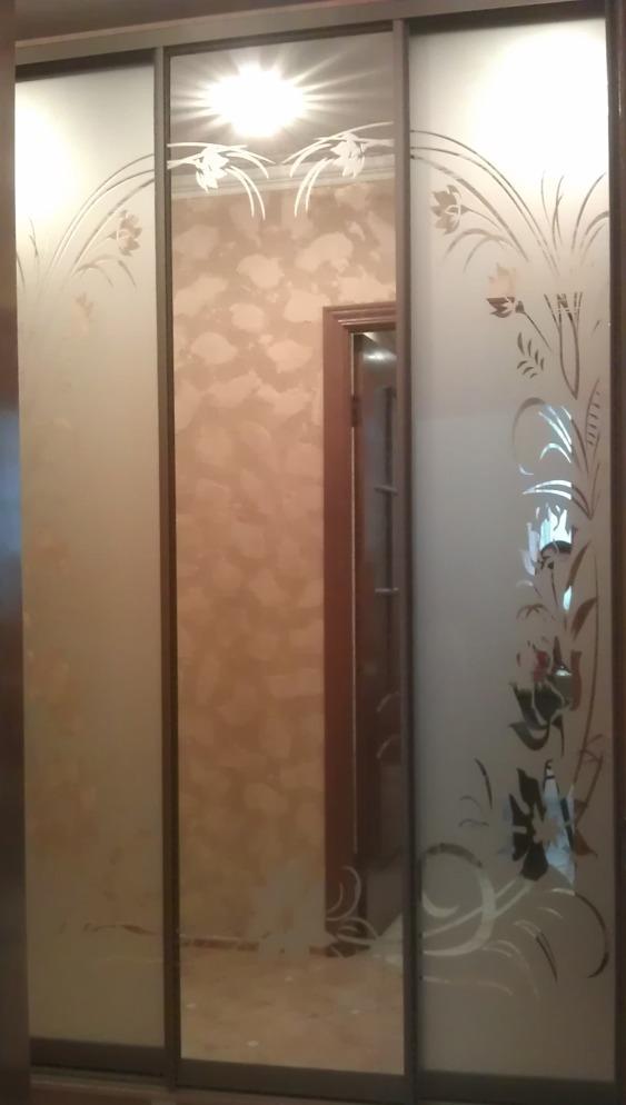 Пескоструйный рисунок на зеркале фото пример