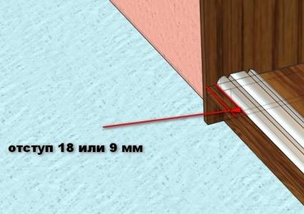Инструкция по установке нижнего трека дверей купе в шкафу фото