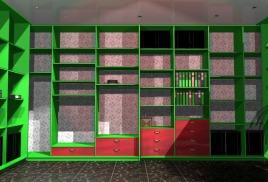 Гардеробные комнаты и двери купе системы, фото и цены гардеробных шкафов-купе.